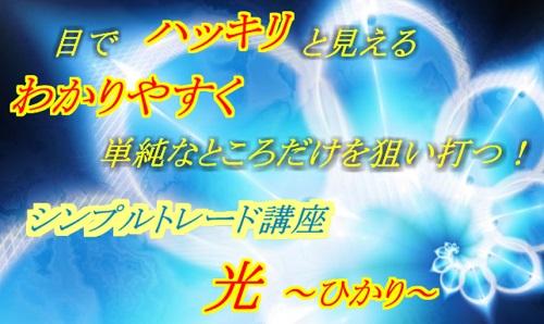 ぷーさん式FX【トレード講座光~ひかり】の評判や検証